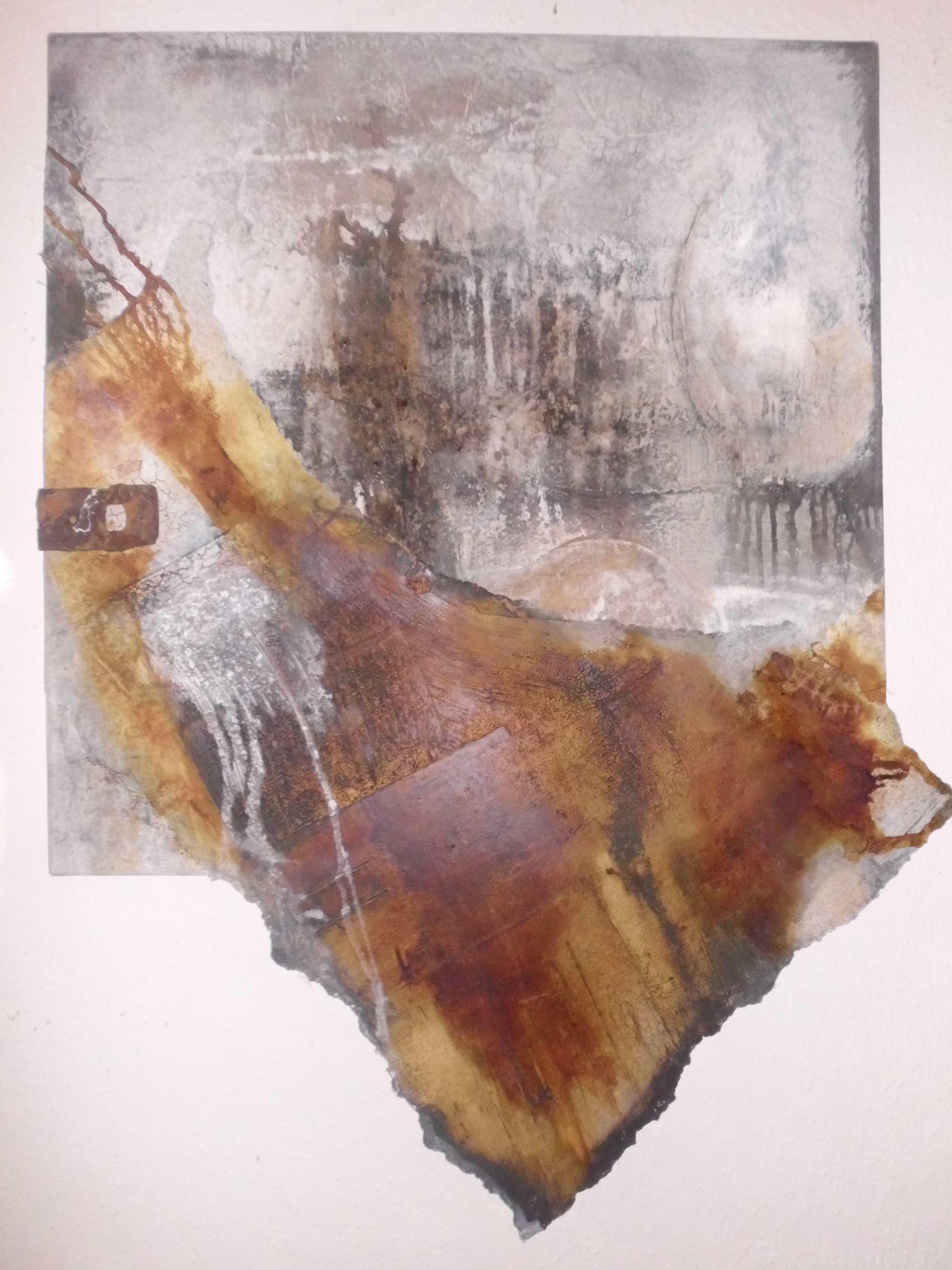 Gallerphot Abstrakte Malerei Techniken