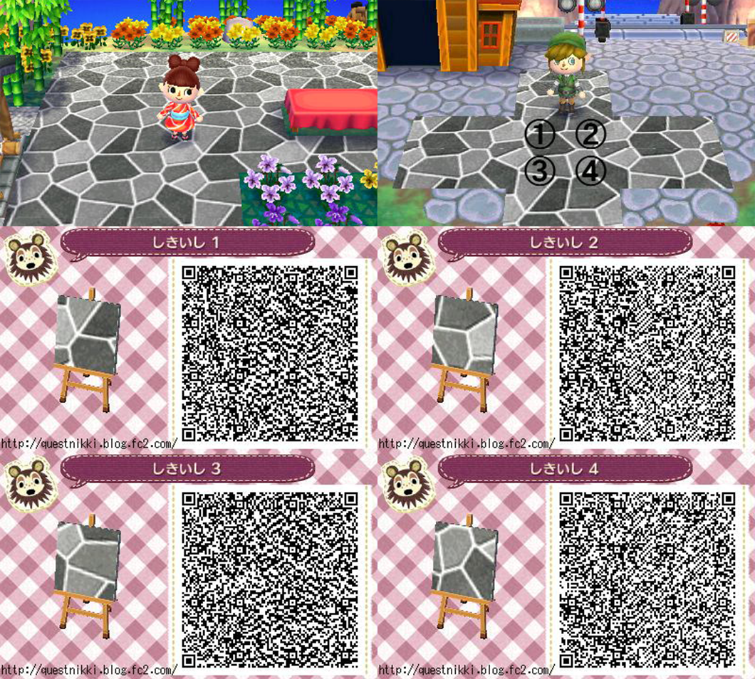 Ningyou6 credit animal crossing pinterest qr codes for Boden qr codes animal crossing new leaf