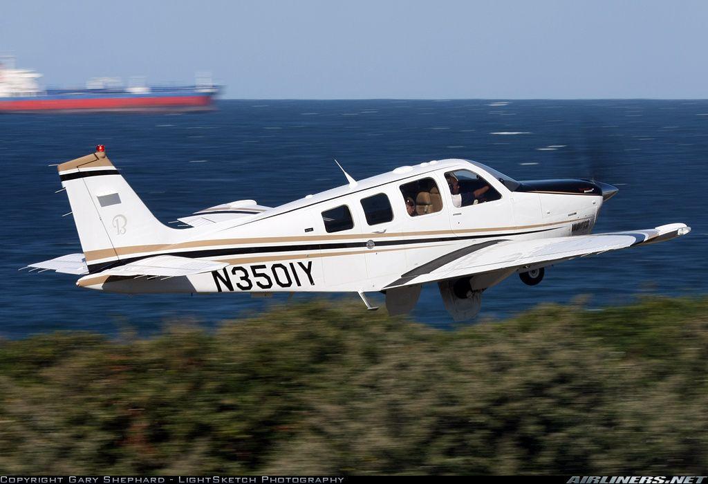 Beachcraft Bonanza G36 | My Passion of Flight | Piper