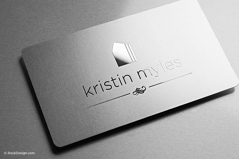 Matte metal with mirror finished text | FENESTRAM | Pinterest ...