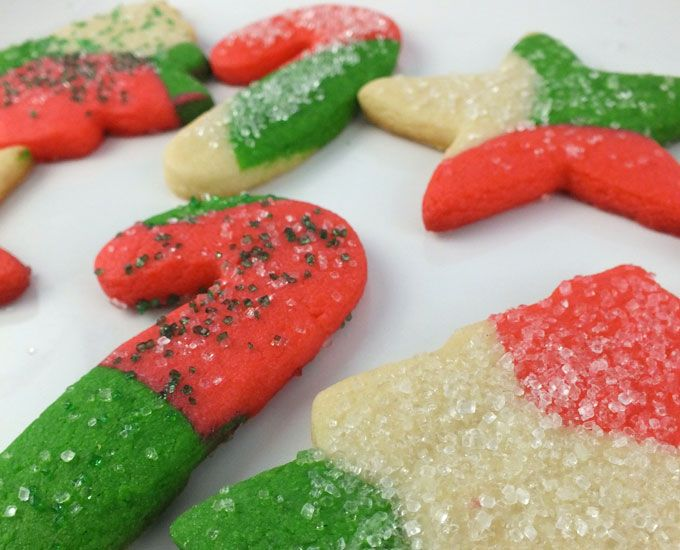 Marble Sugar Cookies Recipe Christmas Pinterest Cookies