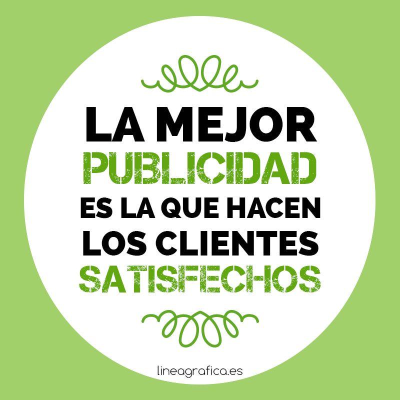 Frase Marketing Publicidad Clientes Ecommerce Marketing