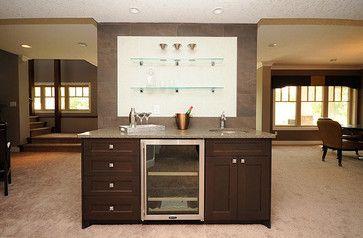 Family Room Wet Bar Ideas | Euffslemani.com