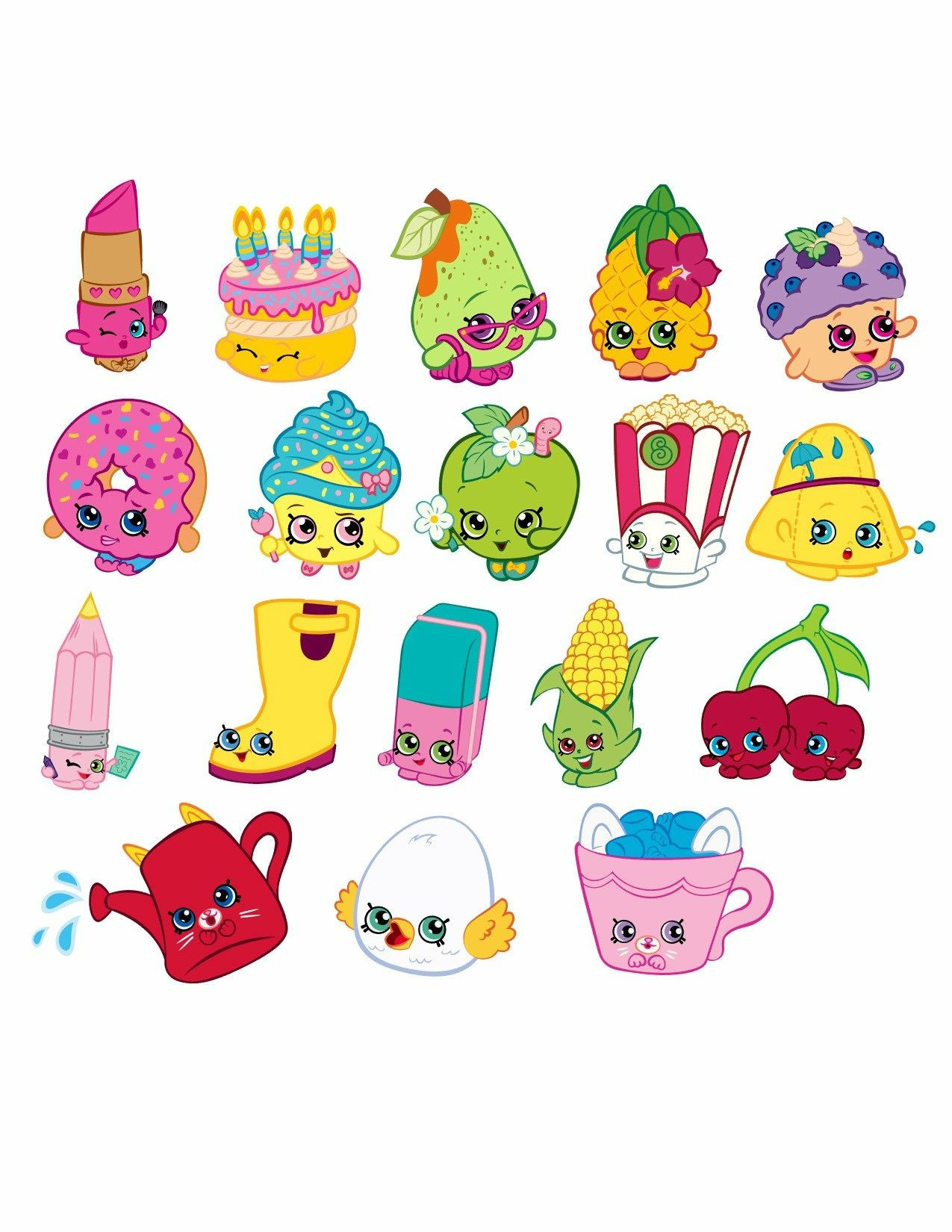 Excited to share the latest addition to my etsy shop Shopkins svg, cheeky cherry svg