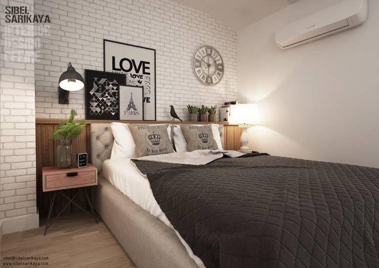kleine schlafzimmer ganz gro 6 fabelhafte ideen die sch nsten schlafzimmer pinterest. Black Bedroom Furniture Sets. Home Design Ideas