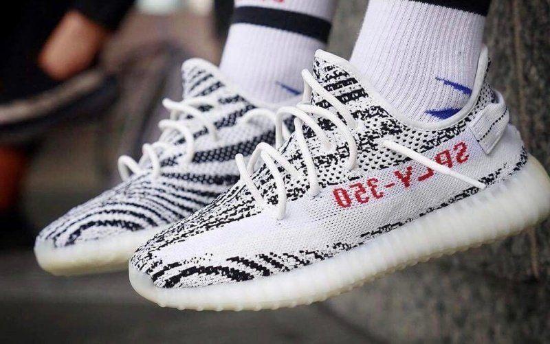 Adidas X Kanye West Yeezy Boost 350 V2 Zebra Review Yeezy Adidas Yeezy Boost Adidas Yeezy Boost 350
