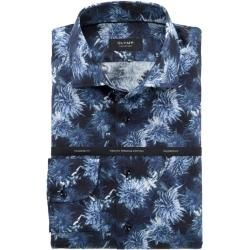 Photo of Olymp Signature Hemd, Tailored Fit, Signature Kent, Bleu, 43 Olympolymp