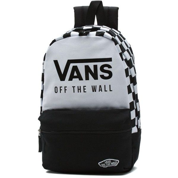 Vans Calico Backpack ($32) ❤ liked on Polyvore featuring