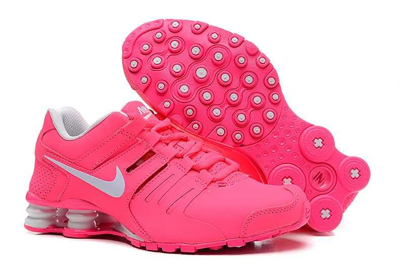 79c7f6b2306e23 Custom Bling Shox Shoes Hot Pink by BlingKicksandBowTies on Etsy