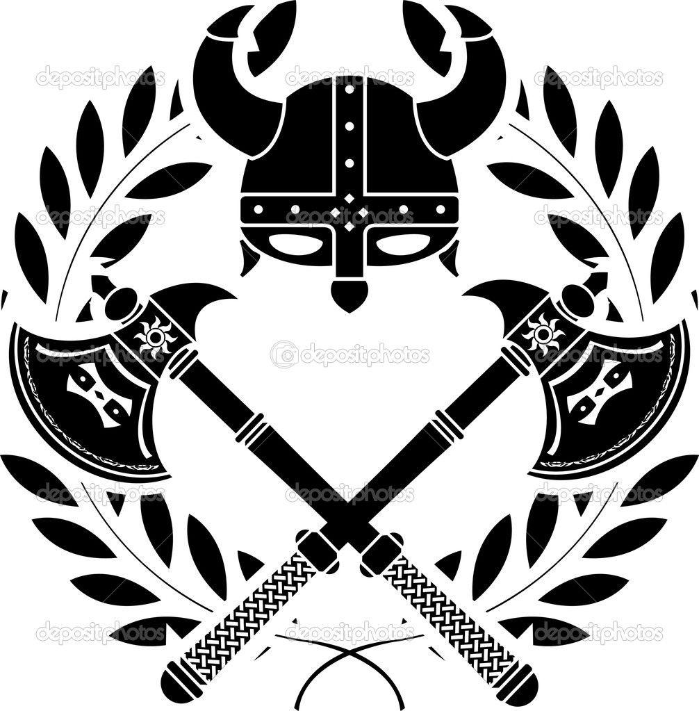 viking symbols twitter facebook pinterest google plus. Black Bedroom Furniture Sets. Home Design Ideas