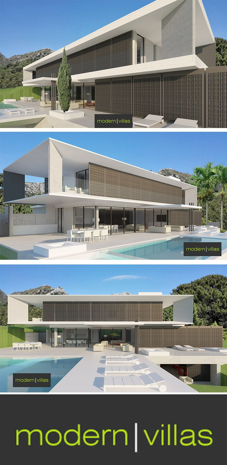 The Slidinghouse By Modern Villas In A Trendy Metallic Coffee
