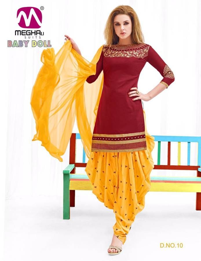 Buy Online Baby Doll-26 by Meghali Suits Full Catalog at Wholesale ...