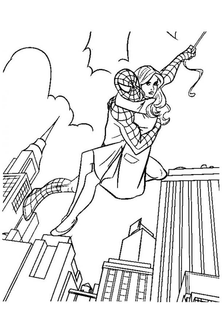 spiderman+coloringjpg (750×1045) Coloriage PERSONNAGES - new hulkbuster coloring pages