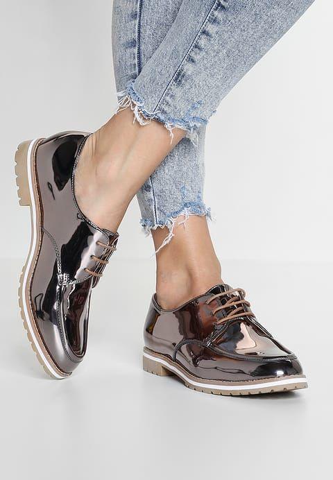 4368fbc8c67473 Chaussures Andre CHARLELIE - Derbies - argent argenté   Shoes & the ...