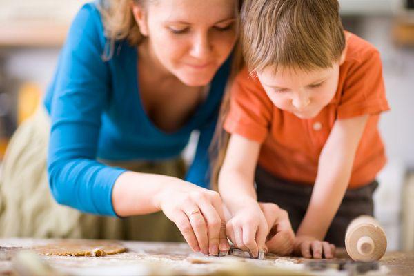 biscotti da fare con i bambini