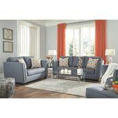 Filone Sofa Steel - Signature Design by Ashley, Silver,  #Ashley #design #Filone #Signature #silver #sofa #Steel