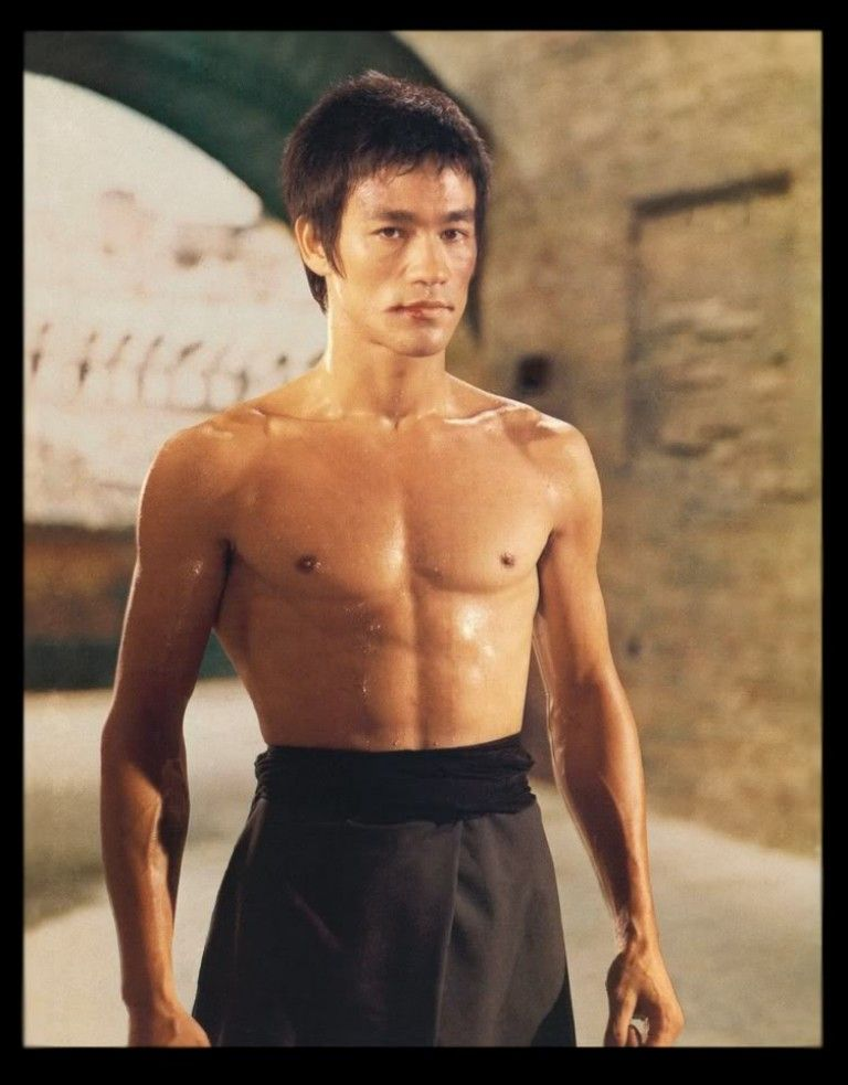 A goal is not always meant to be reached, it often serves simply as something to aim at. Bruce Lee