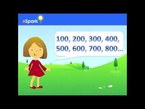 Espark Learning Skip Counting To 1000 Framing Video Fa13 2 Nbt
