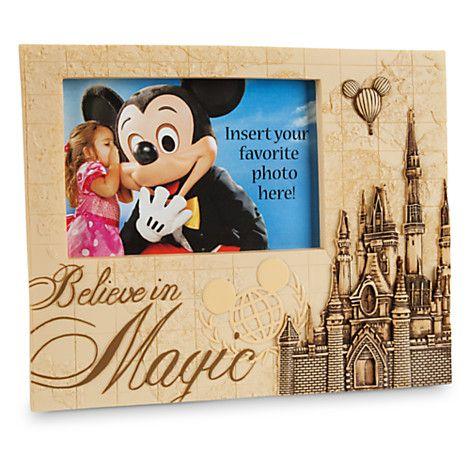 Walt Disney World Vintage Collection Photo Frame - 4\'\' x 6 ...