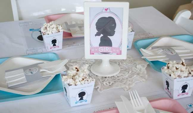 Baby Shower Centerpiece Ideas : baby shower table decorations ideas - www.pureclipart.com