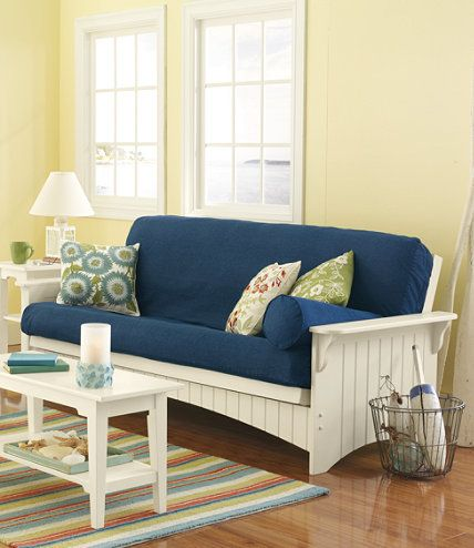 Ll Bean Painted Cottage Futon Glad I Know A Futon Can Be
