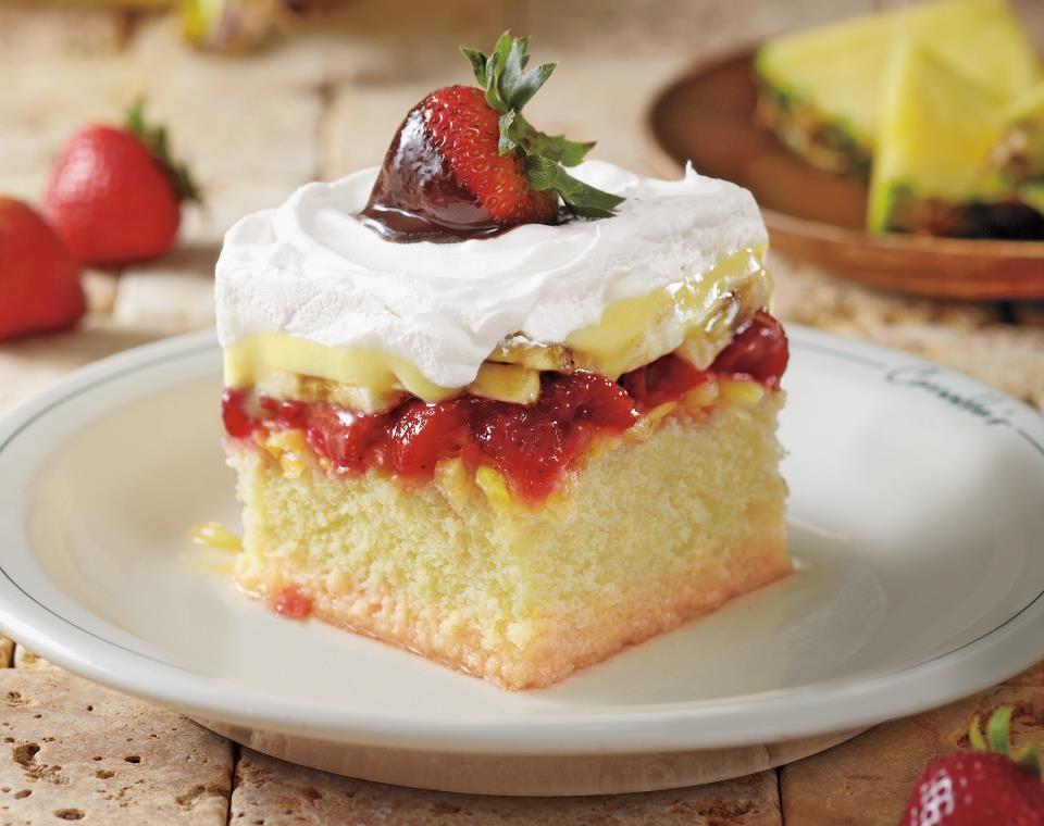 Italian Pastry Cake Recipes: Carrabba's Italian Grill Copycat Recipes: Dessert Rosa