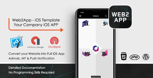 Weboox Convert Website to app Android Native Website