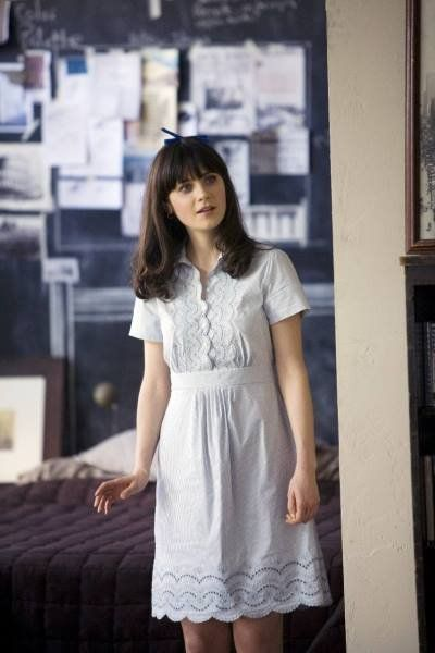 6ef838f575c4 Blue Dress from 500 Days of Summer