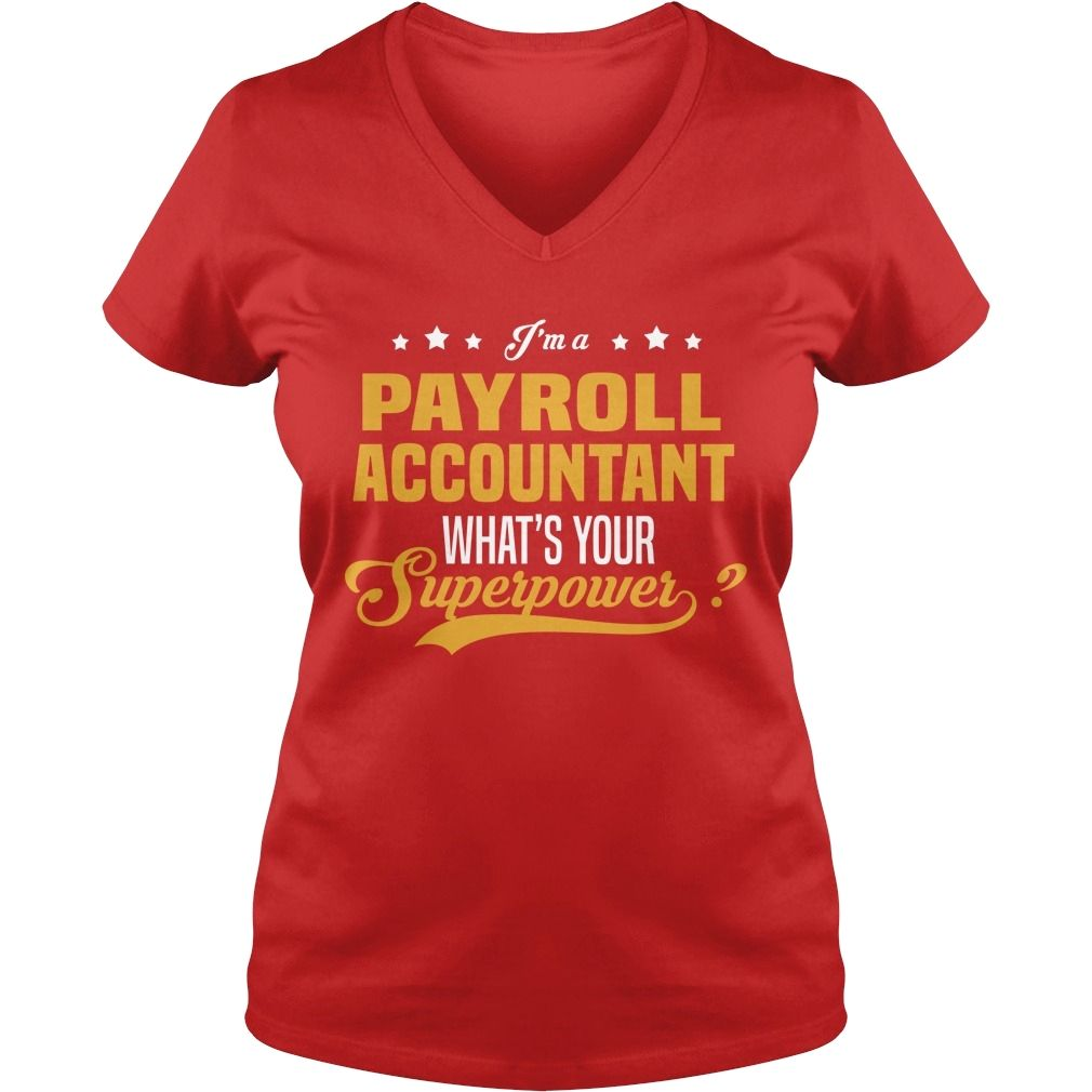 Payroll Accountant Order Here  HttpsWwwSunfrogComJobs