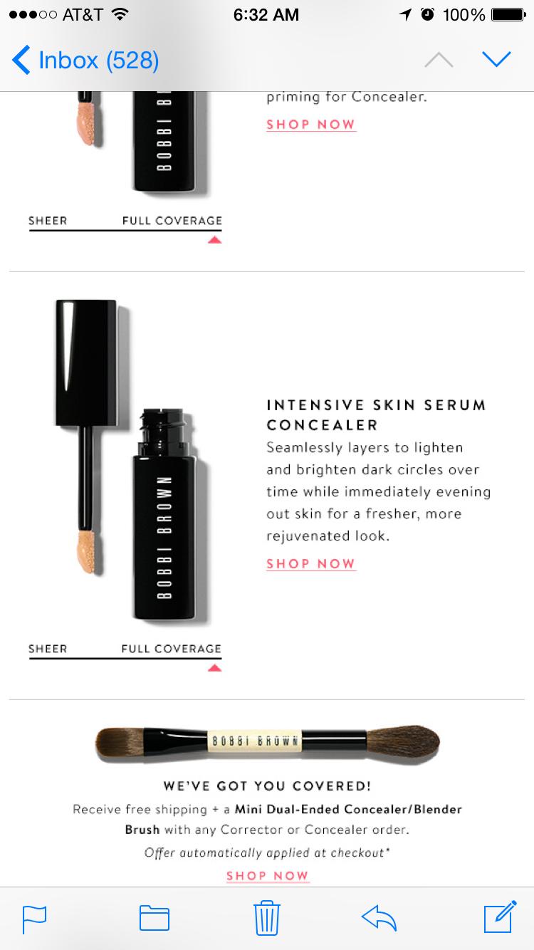 Pin by Katie on Makeup Skin serum, Concealer