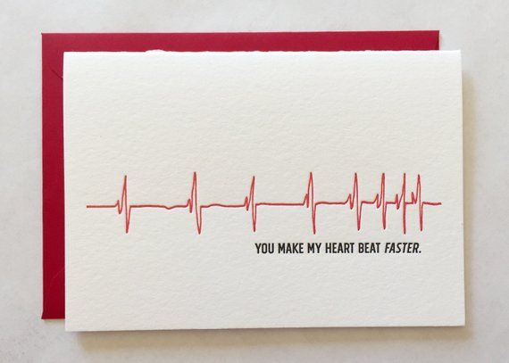 Heart Beat Card