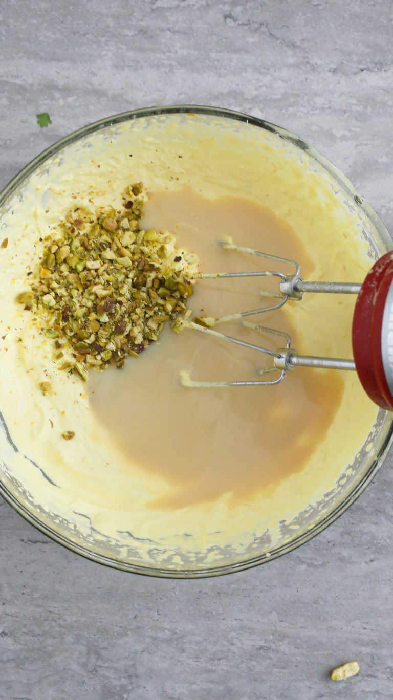 Easy Kulfi Recipe Easiest And Creamiest Kitchen Hoskins Recipe Kulfi Recipe Kulfi Recipe Easy Sweetened Condensed Milk Recipes