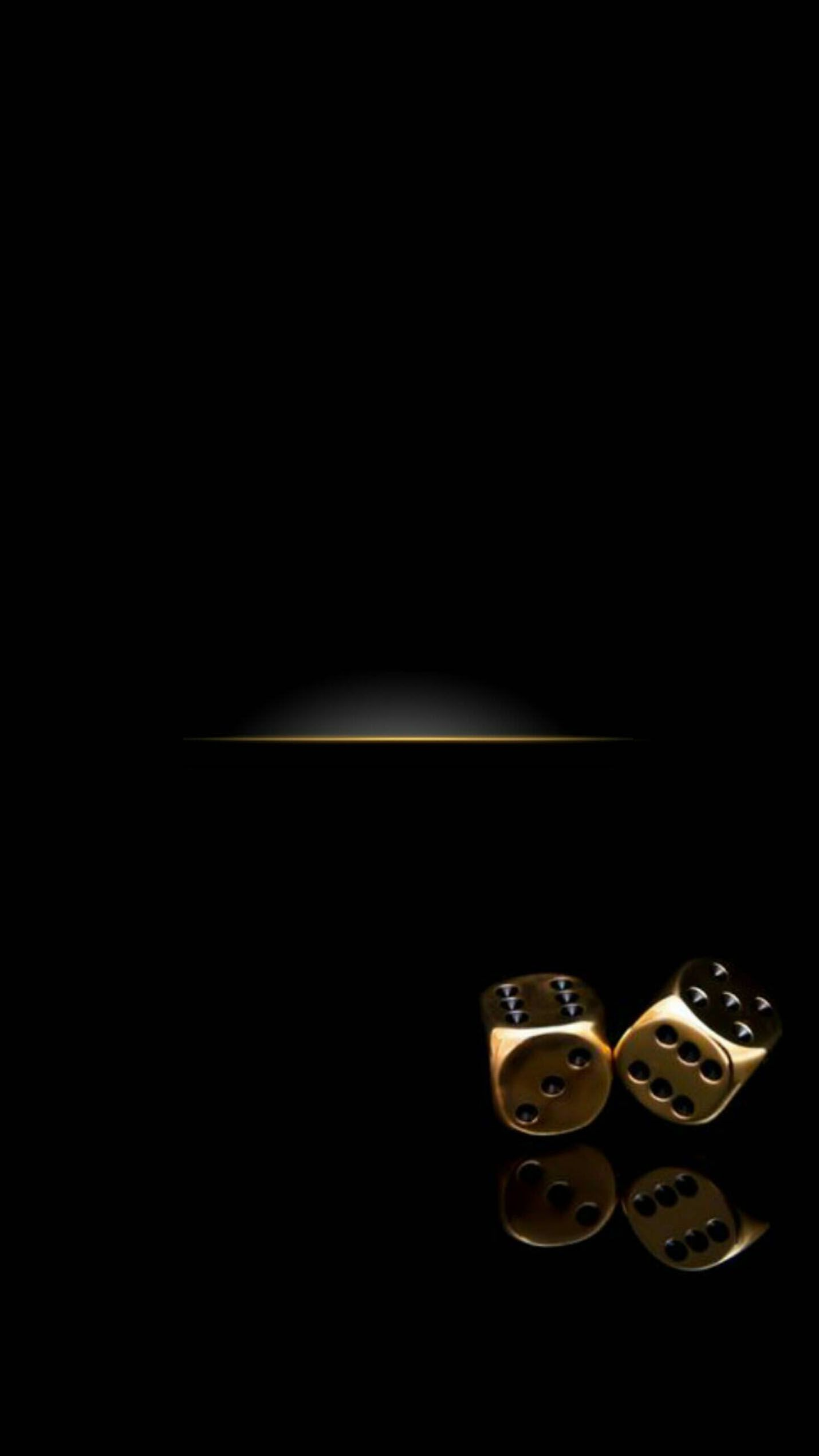 Gold Dice Hd Wallpapers Download Hd In Link Black Wallpaper Iphone Black Phone Background Black Wallpaper