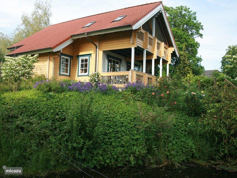 Fins Vakantie Huis : Vakantiehuis duitsland mecklenburg voorpommeren rugen fins