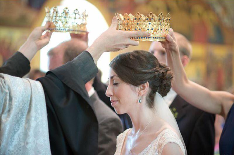 46++ Orthodox wedding crowns meaning ideas
