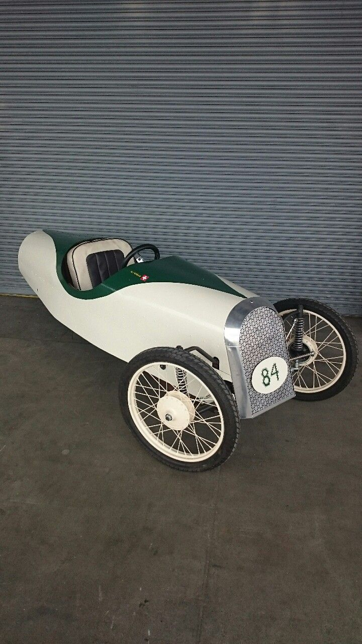 1935 Morgan Three Wheeler Cyclekart Electric Drive Home Build The Bmw I1 Is An Singleseater Trikecar Concept By Designer