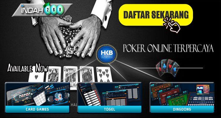 Situs Poker Terpercaya Poker Kartu Jenis