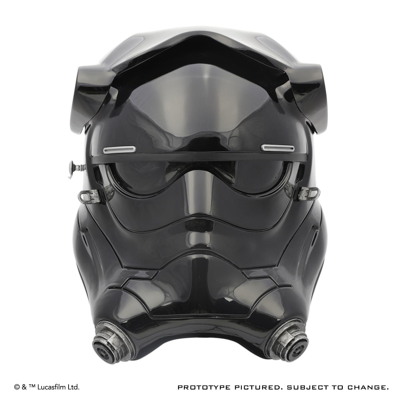 STAR WARS™: THE FORCE AWAKENS: First Order TIE Fighter ... Tie Fighter Pilot Helmet