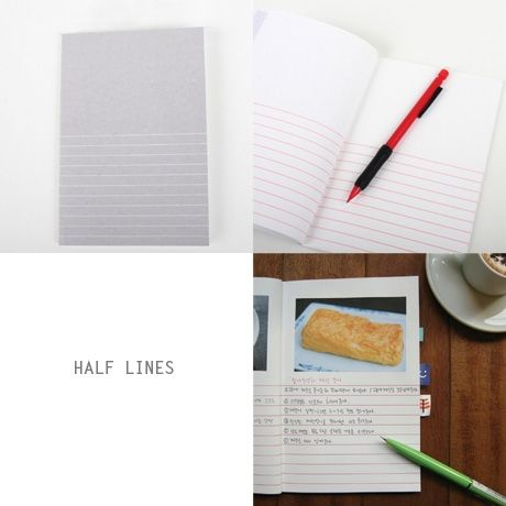 half lines - clever