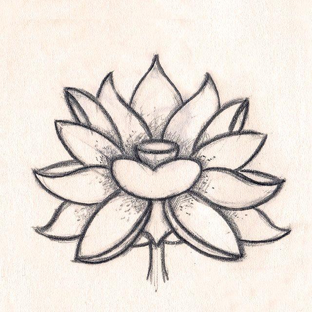 Super Padma - Fleur de lotus - Symbole du bouddhisme | Gaël Chapo  OC47