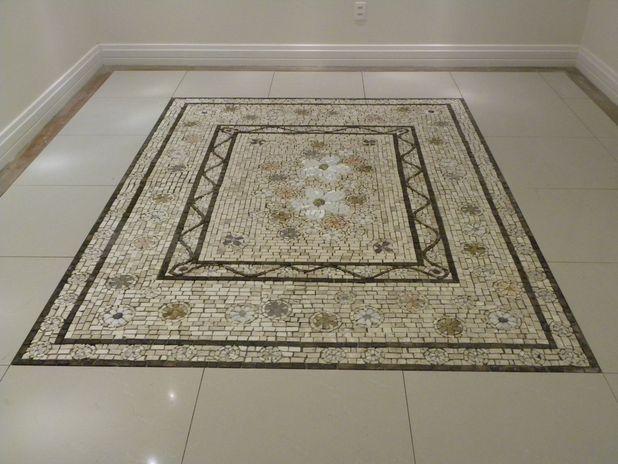 Kaquinhos Areia Branca - Arte em Mosaico