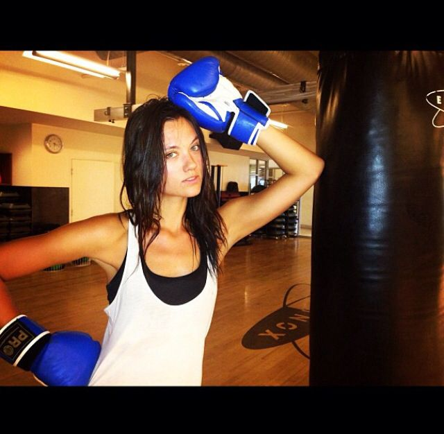 I Love Her Even More Now That She Boxes Laura James Instagram