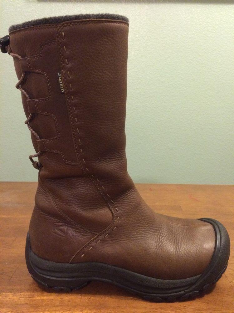 4fa209c04ca Keen Winthrop Winter Boots Women's Size 9 #KEEN #SnowWinterBoots ...