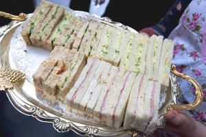 All the Recipes You Need for a Lovely Afternoon Tea: Afternoon Tea Recipes: Simple Sandwiches