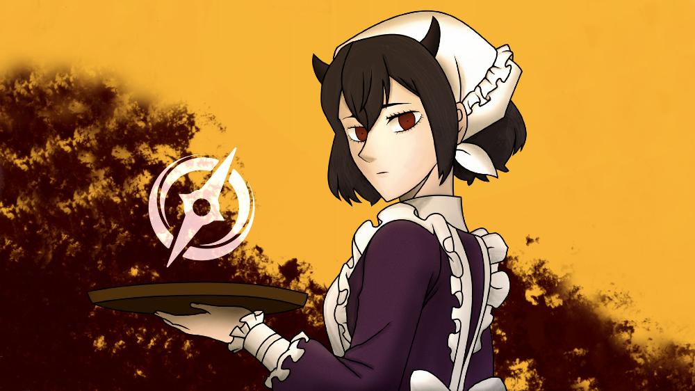 Fhoto Nero Black Clover Hd Wallpaper Gif Global Anime Black Clover Anime Hd Wallpaper Background Hd Wallpaper