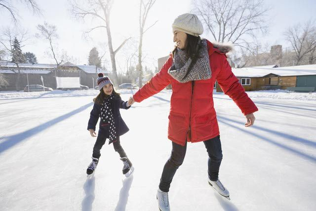This article gives advice on how and when a parent should get a child started at figure skating. Also, what to expect from tot group ice skating lessons is outlined and discussed.