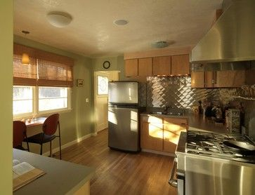 Green Kitchen Wall Design Ideas Pictures Remodel And Decor