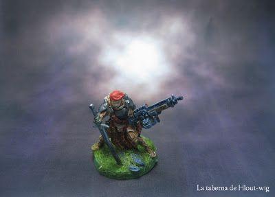 3º de grey rifles de Ariadna (Infinity)