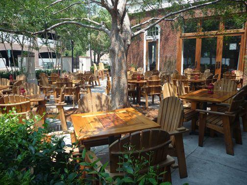 Leaf Restaurant Charleston Great Atmosphere And Food