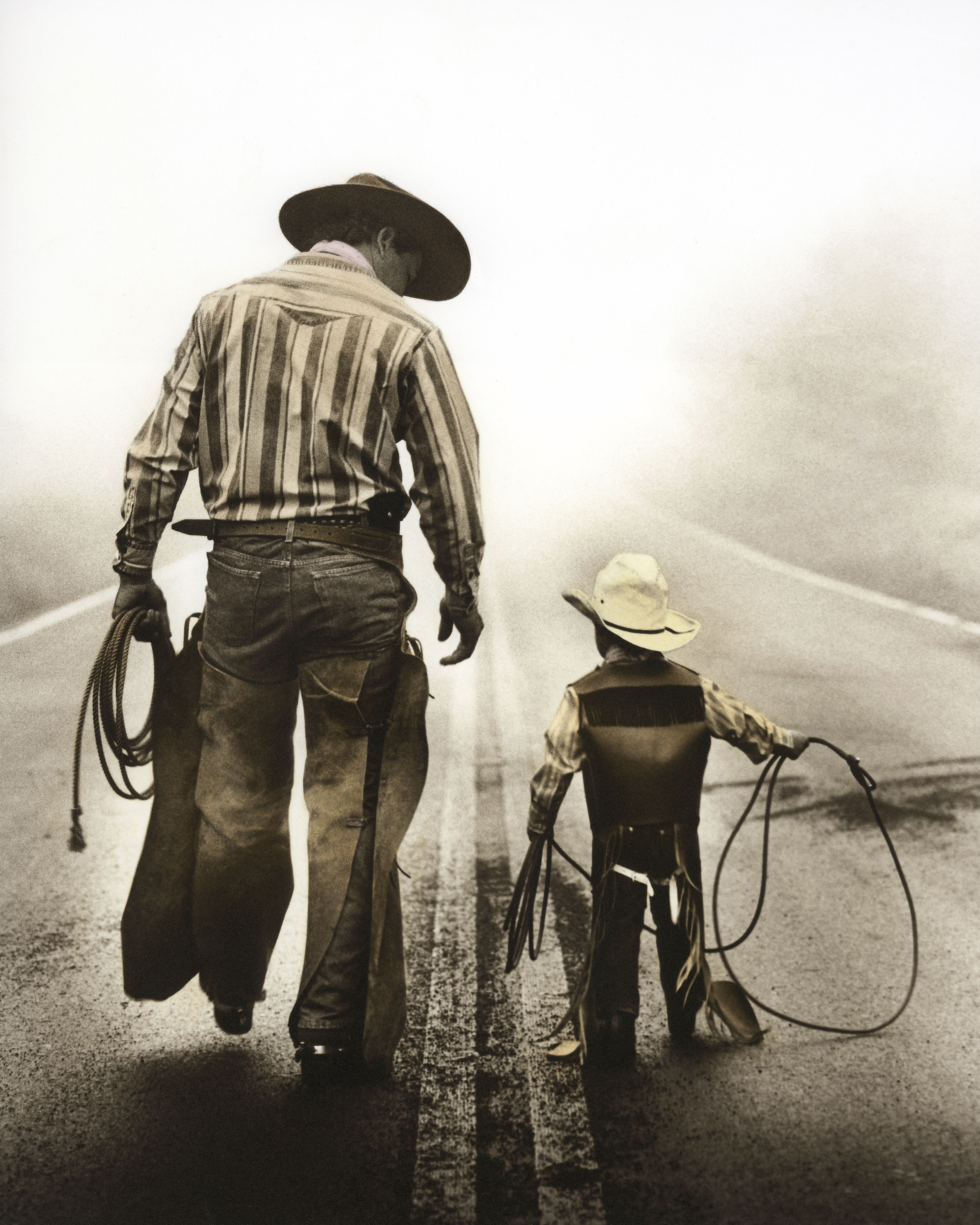 Country cowboys - photo#48
